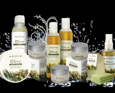 Pflegeserie Olive