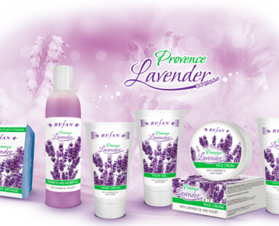 Pflegeserie Lavendel Provence