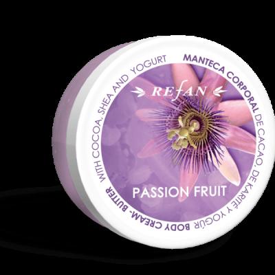 Refan Naturkosmetik Bodycremebutter Passionsfrucht