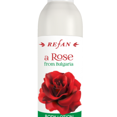 Refan Naturkosmetik Bodylotion Rose Bulgaria