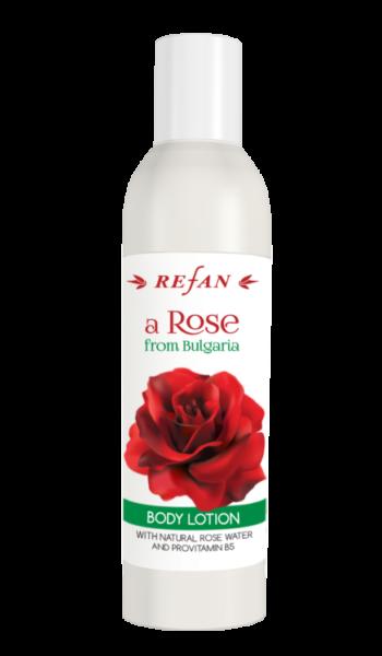 Refan Naturkosmetik Bodylotion Rose Bulgaria