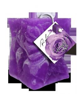 Refan Naturkosmetik Duftkerze Orientalische Rose