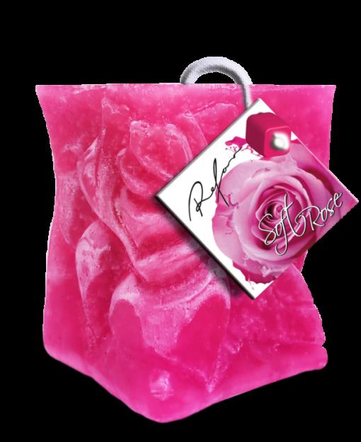 Refan Naturkosmetik Duftkerze Soft Rose