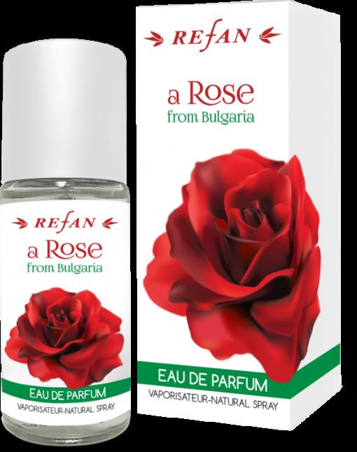 Refan Naturkosmetik Eau de Parfum Rose Bulgaria