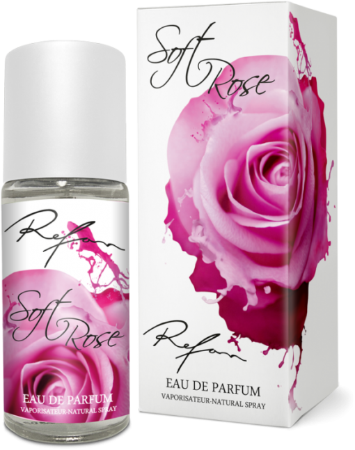 Refan Naturkosmetik Eau de Parfum Soft Rose