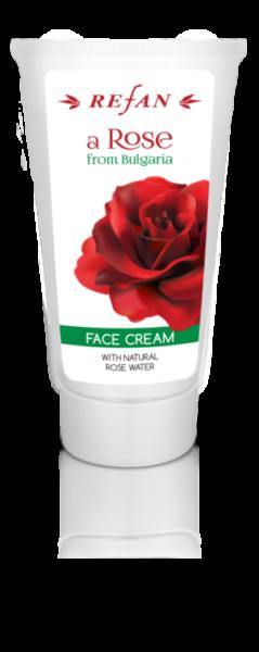 Refan Naturkosmetik Gesichtscreme Rose Bulgaria