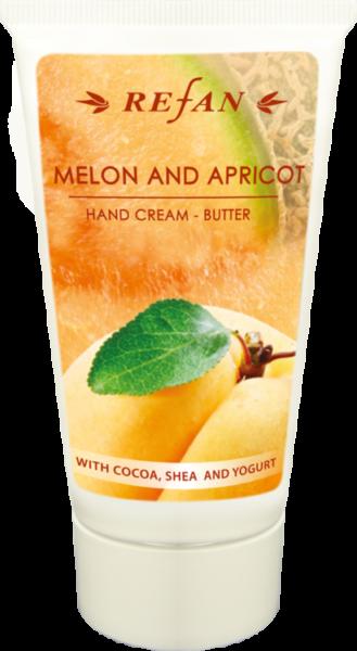 Refan Naturkosmetik Handcremebutter Melone Aprikose
