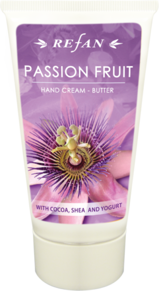Refan Naturkosmetik Handcremebutter Passionsfrucht