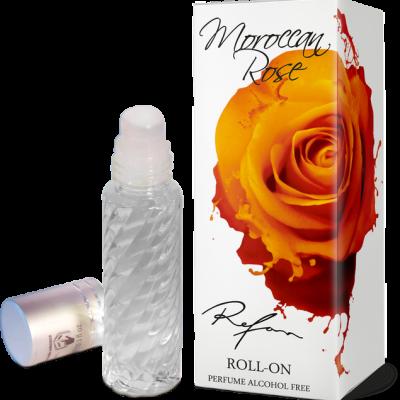 Refan Naturkosmetik Parfüm Rollon Marokkanische Rose