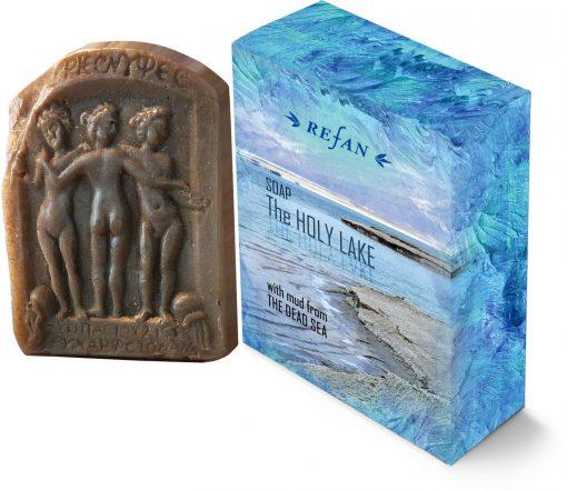 Refan Naturkosmetik Seife Holy Lake