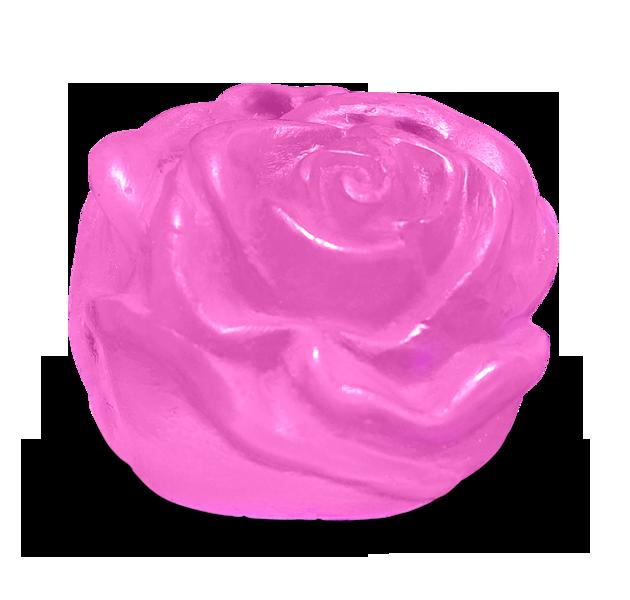 Refan Naturkosmetik Seife Rosenblüte