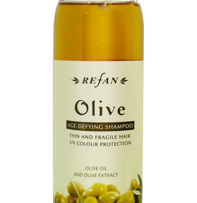Refan Naturkosmetik Shampoo Olive