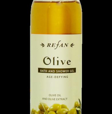 Refan Naturkosmetik Showergel Olive