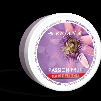 Zuckerkörperpeeling Passionsfrucht