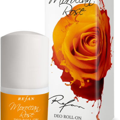 Refan Naturkosmetik Deorollon Marokkanische Rose
