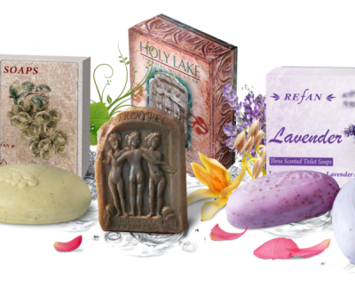 Seife und Naturseife