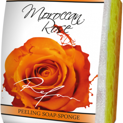 Peelingseife Marokkanische Rose