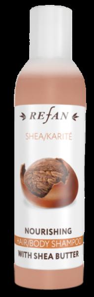 Refan Naturkosmetik Shampoo Shea/Karite