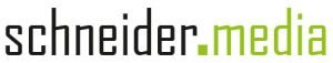 schneider.media Logo