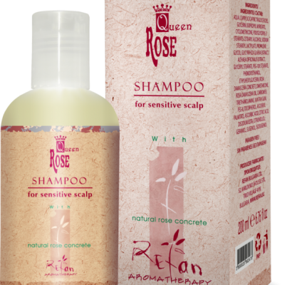 Refan Naturkosmetik Shampoo Queen Rose