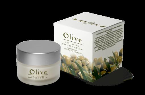 Refan Naturkosmetik Tagescreme Olive