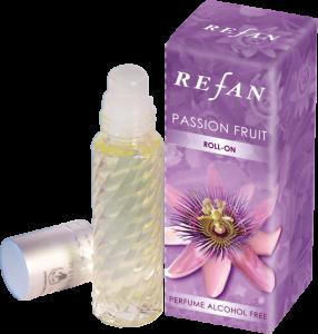 Refan Naturkosmetik Parfüm Roll on Passionsfrucht alkoholfrei 10 ml