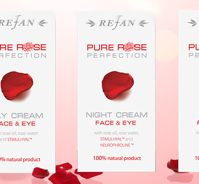 Pflegeserie Pure Rose Perfection