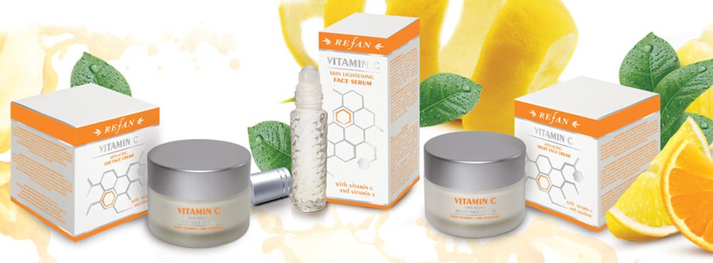 Pflegeserie Vitamin C