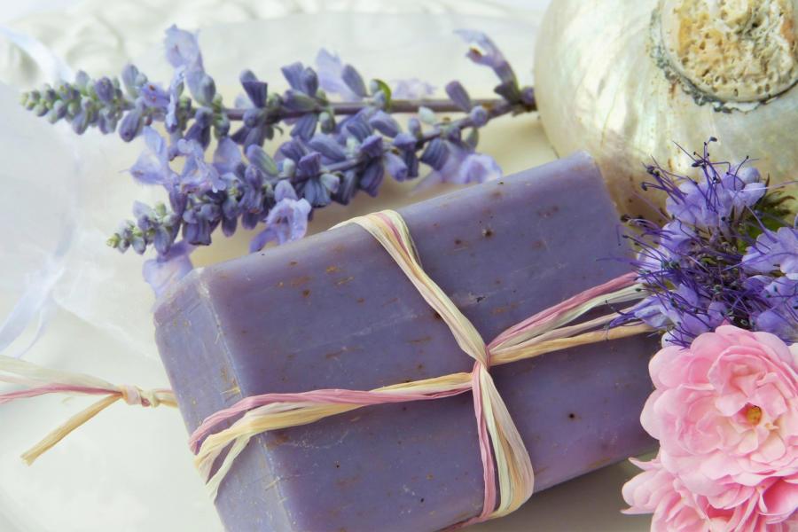 Lavendel Verwendung Kosmetik